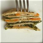 spinat-Lasagne-Gabel