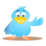Twitter-Vögelchen von openclipart