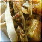 nudel-hackfleisch-weisskohl-ananas