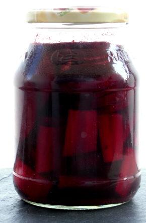 Rote-Beete-Kimchi
