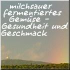 milchsauer fermentiertes Gemüse - Artike