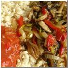 shitake-gemuesepfanne-vollkornreis-salsa1