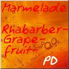 Rhabarber-Grapefruit-Marmelade