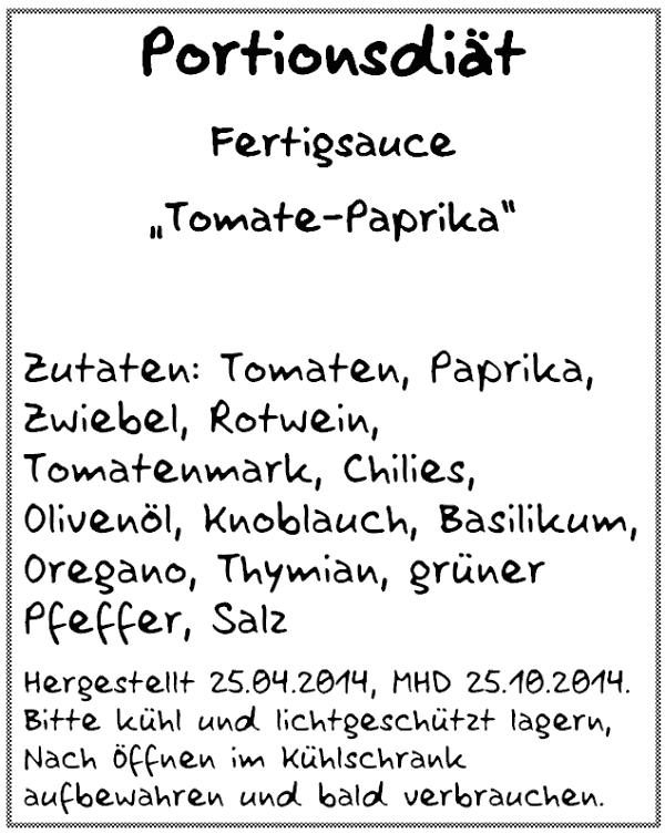 fertig tomatensauce spezial selbst machen im glas einkochen portionsdi t. Black Bedroom Furniture Sets. Home Design Ideas