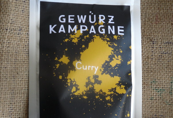 Curry - Verpackung