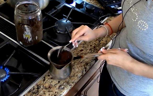 Wie Kocht Kaffee türkischer kaffee und kaffeesatz lesen mit genuss und asmr